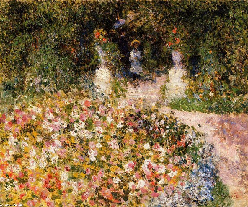 oscar claude monet and pierre auguste renoir are two of europes most famous impressionist artists Claude monet, in full oscar-claude monet  precursors of the impressionist style both artists' bougival monet, he also met pierre-auguste renoir and.